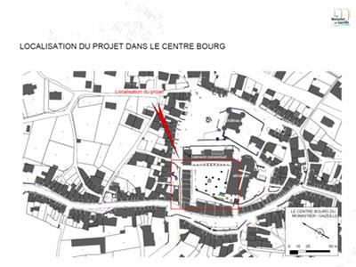 Revitalisation du centre-bourg du Monastier sur Gazeille
